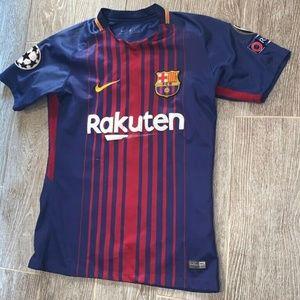 FC Barcelona Ivan Rakitic 4 Nike Dri-Fit Authentic